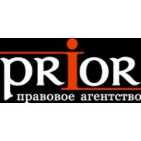 """Логотип компании «Правовое агентство """"ПРИОР""""»"""
