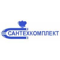 Логотип компании «САНТЕХКОМПЛЕКТ»