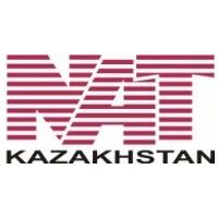 Логотип компании «НАТ Казахстан»