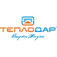 Логотип компании «Теплодар»