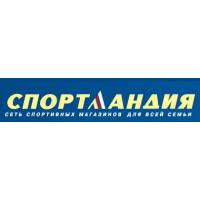 Логотип компании «Спортландия»