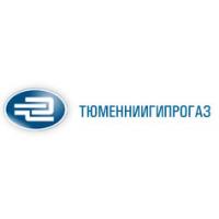 Логотип компании «ТюменНИИгипрогаз»