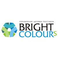 Логотип компании «БрайтКолорс»