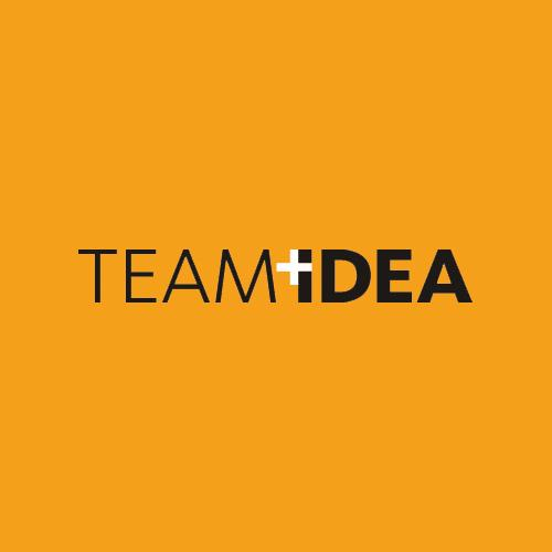 Логотип компании «TEAMIDEA»
