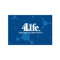 Логотип компании «4life»