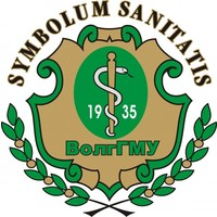 Логотип компании «ВолгГМУ»