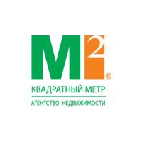 """Логотип компании «Агентство недвижимости """"Квадратный метр""""»"""
