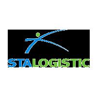 Логотип компании «STA Logistic»