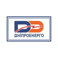 Логотип компании «Днепроэнерго»