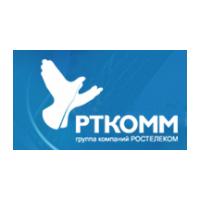 Логотип компании «РТКомм.РУ»