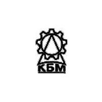 Логотип компании «Конструкторское бюро машиностроения (КБМ)»