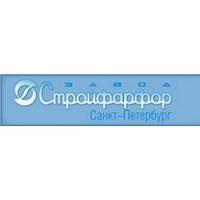 Логотип компании «Петербургский Стройфарфор»
