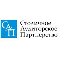 Логотип компании «Столичное аудиторское партнерство»