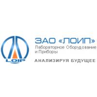 Логотип компании «Лабораторное Оборудование и Приборы (ЛОИП)»