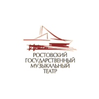 Логотип компании «Ростовский государственный музыкальный театр»