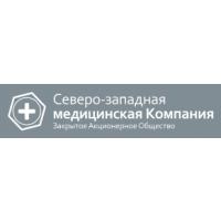Логотип компании «Северо-западная медицинская компания»