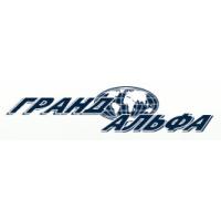Логотип компании «Гранд-Альфа»