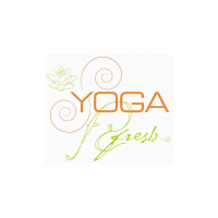 Логотип компании «YogaFresh Studio»