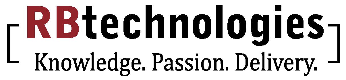 Логотип компании «RBTechnologies»