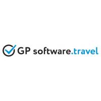 Логотип компании «GP software.travel»