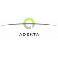Логотип компании «Адекта-Капитал»