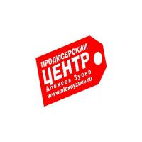 Логотип компании «Продюсерский центр Алексея Зуева»