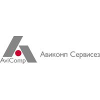 Логотип компании «Авикомп Сервисез»