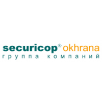 Логотип компании «Securicop okhrana»