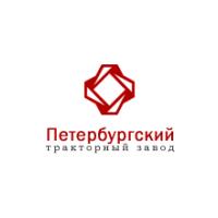 Логотип компании «Петербургский тракторный завод»