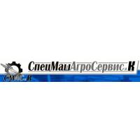 Логотип компании «СпецМашАгроСервис»