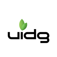 Логотип компании «UIDG»