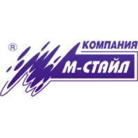 Логотип компании «М-Стайл»
