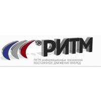 Логотип компании «РИТМ»