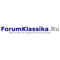 "Логотип компании «Форум ""Классика""»"