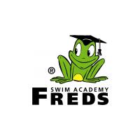 Логотип компании «Академия плавания Фреда»