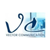Логотип компании «Вектор-связи»