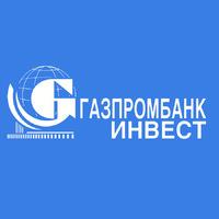 Логотип компании «Газпромбанк-Инвест»