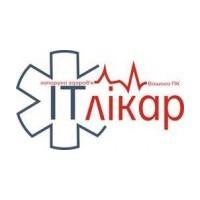 Логотип компании «Компьютерный сервисный центр ІТ-лікар»