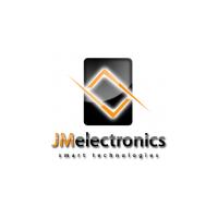 Логотип компании «JMelectronics»