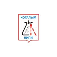 Логотип компании «КогалымНИПИнефть»