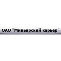 Логотип компании «Миньярский карьер»
