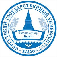 Логотип компании «СурГУ»