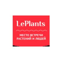 Логотип компании «Leplants.Ru»