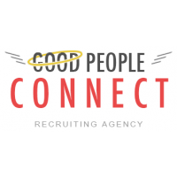 Логотип компании «Good People Connect»