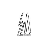 Логотип компании «СИМЭНЕРГО»