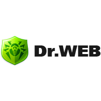 Логотип компании «Dr. Web»