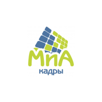 Логотип компании «МиА Кадры»