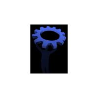 Логотип компании «ДетальПромМеханизация»