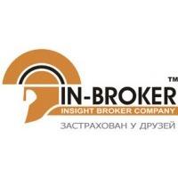 Логотип компании «IN-BROKER»