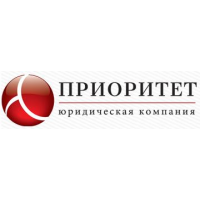 Логотип компании «Приоритет»